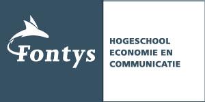 logo Fontys Hogeschool Economie en communicatie
